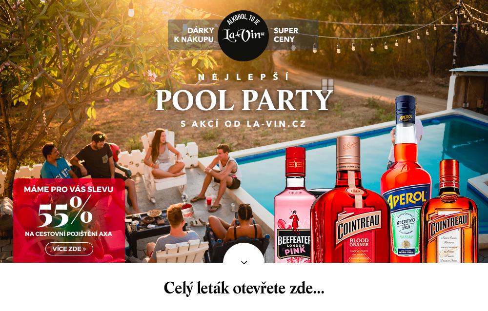 Mega akce na červenec 2019 / La-Vin.cz