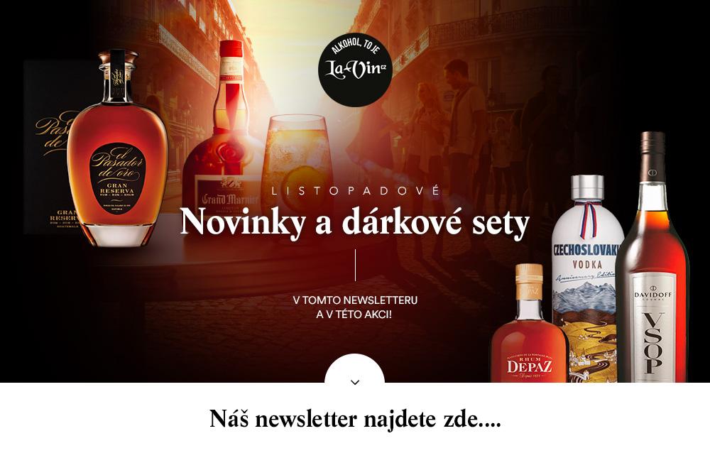Mega akce na listopad 2018 / La-Vin.cz