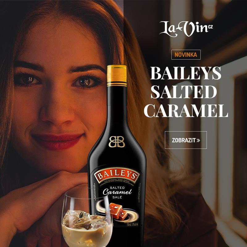 Baileys Salted Caramel 0,7L