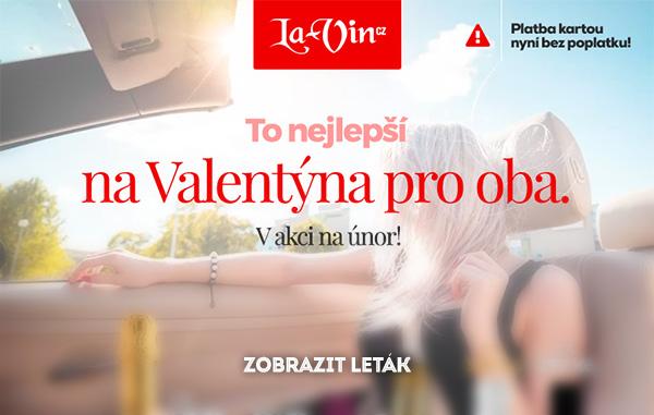 Mega akce na únor 2018 / La-Vin.cz