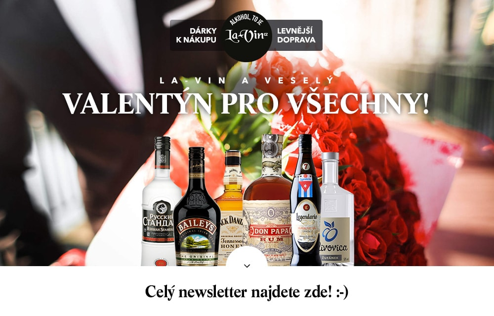 Mega akce na únor 2019 / La-Vin.cz