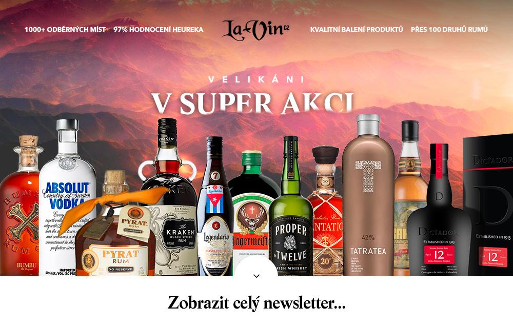 Mega akce na září 2019 / La-Vin.cz